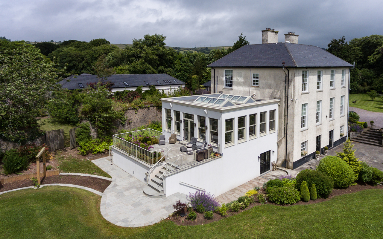 House extensions cork Aghinagh House Titan Construction Builders building contractors