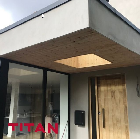 Can you extend the front of your house? Titan Construction building contractors Cork
